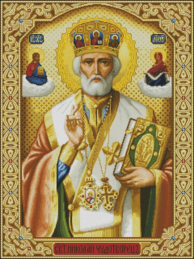 Жития Праздники Иконы Общий список  Православный